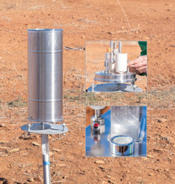 SRG0 Installation in Outback Australia